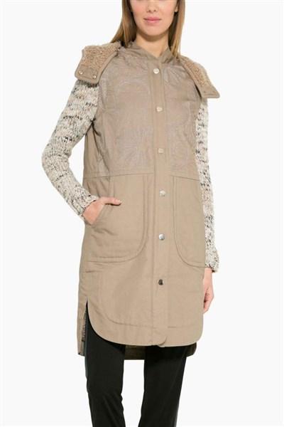 kabát Desigual Tango Pasion barberry velikost  38  384c29a3ca6