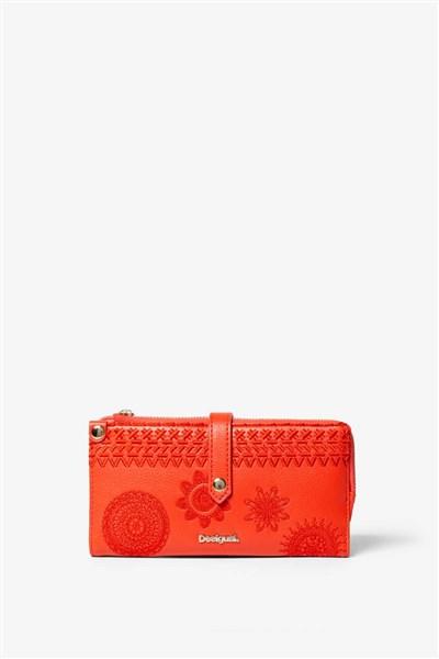peněženka Desigual Amber Ester carmin 3dcb4589388