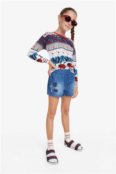 šortky Desigual Buendia jeans. 5 6 ... ab538b6d66