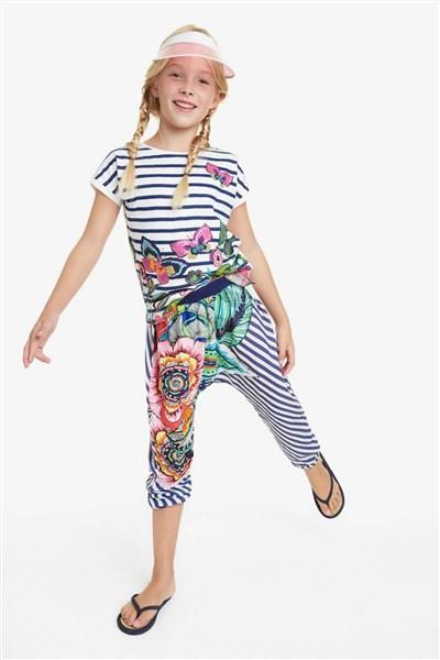 kalhoty Desigual Bordonaba jeans  9ff9f127d3