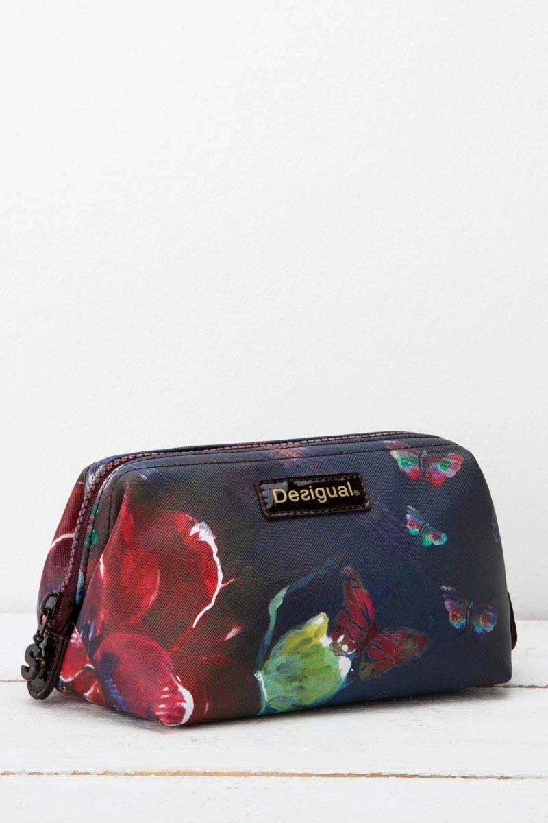 peněženka Desigual Ligero Papillon borgona velikost: U