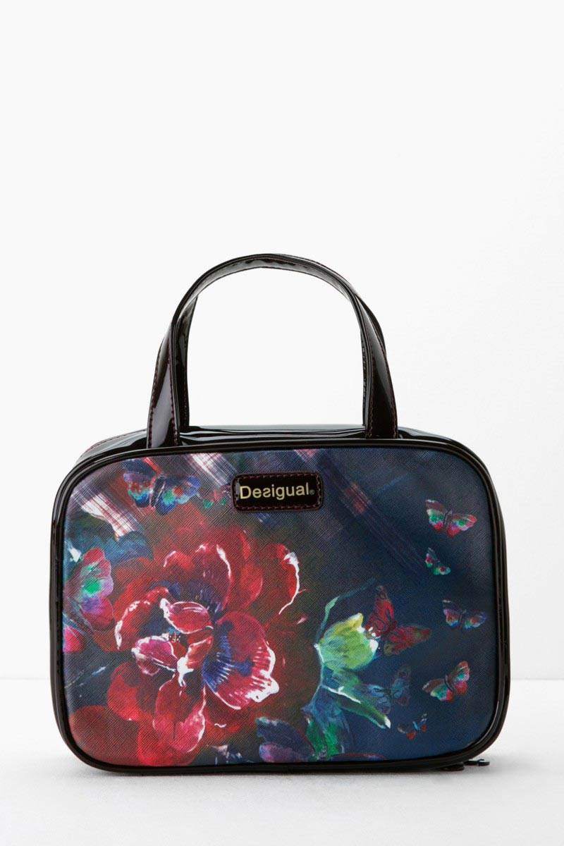 peněženka Desigual Travel Papillon borgona velikost: U