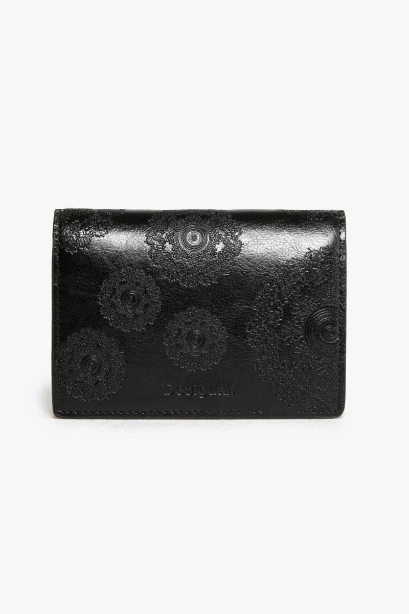 peněženka Desigual Simple Neograb negro velikost: U