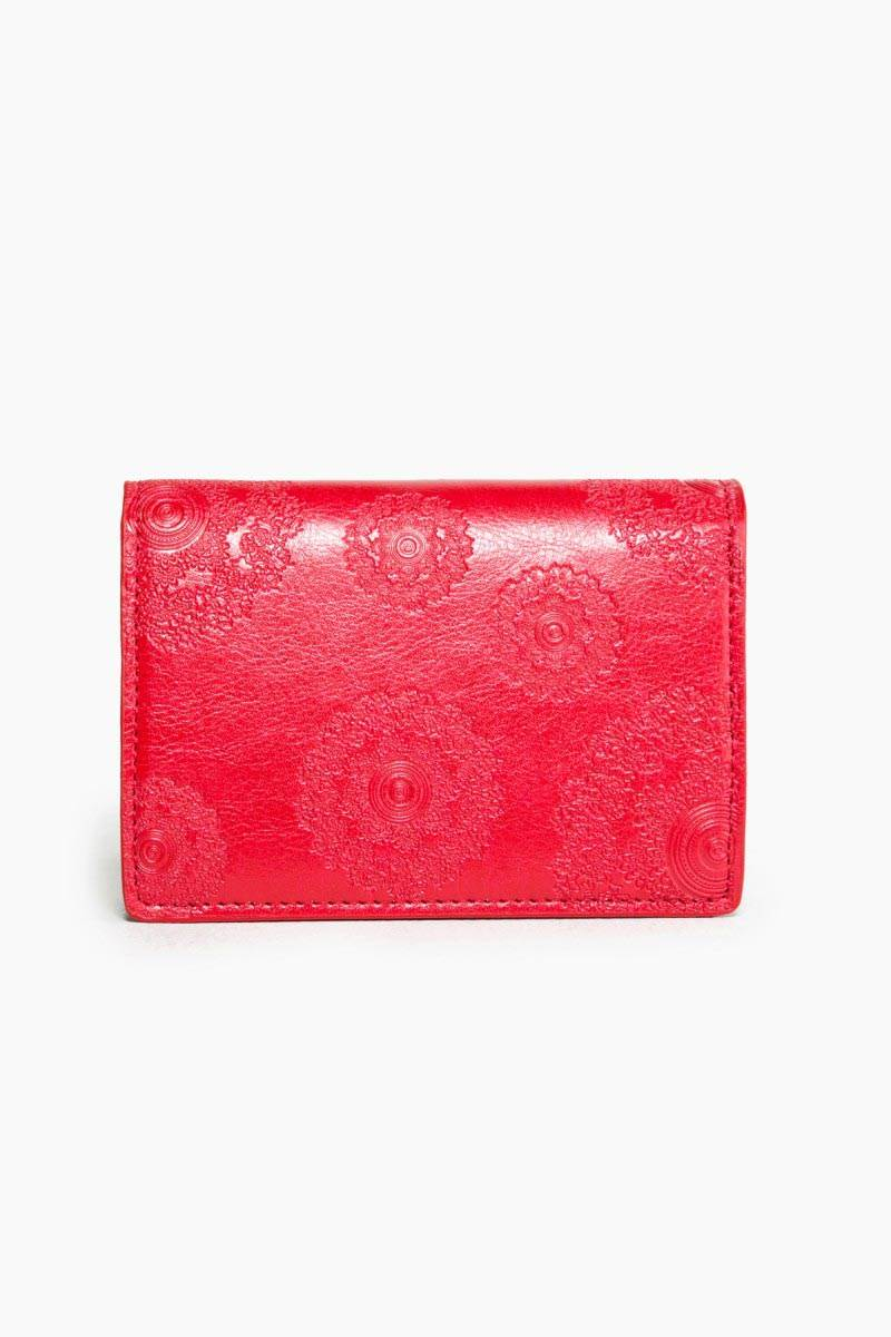 peněženka Desigual Simple Neograb carmin velikost: U