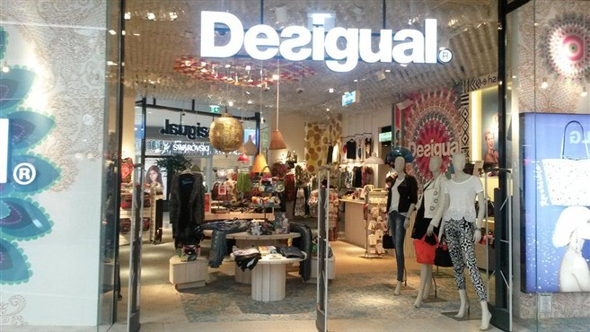 Desigual Praha - The Style Outlets