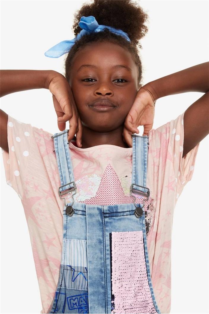 Obrázek 6. kalhoty Desigual Bordonaba jeans. Obrázek 2. Obrázek 3 888c62e590