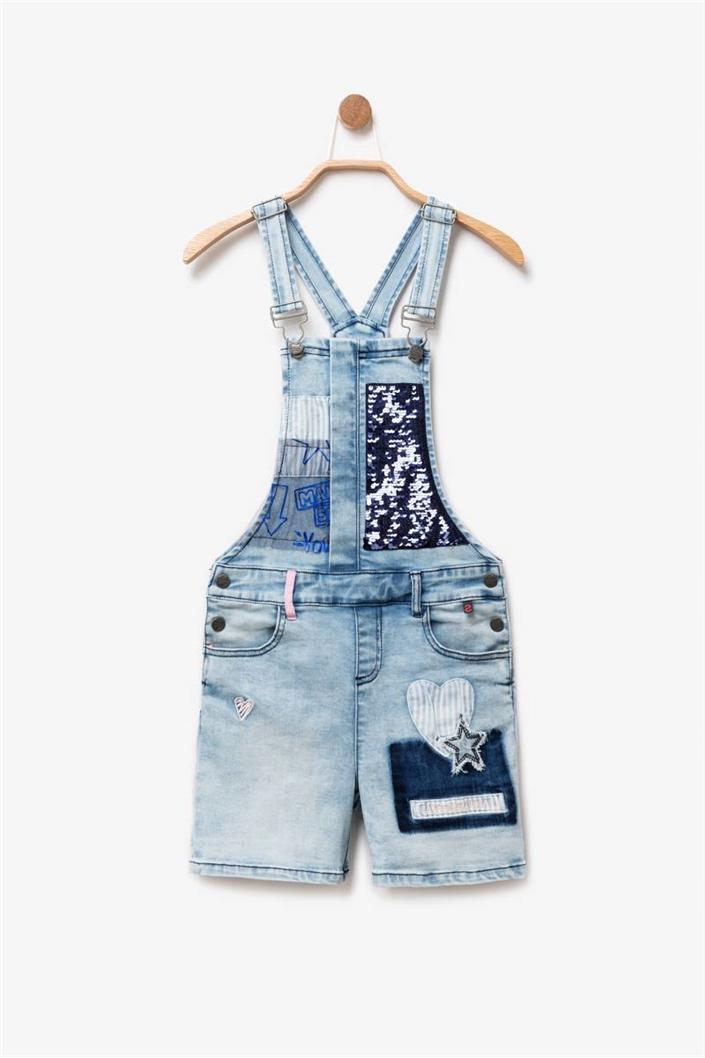 Obrázek 6. kalhoty Desigual Bordonaba jeans. Obrázek 2. Obrázek 3. Obrázek  4. Obrázek 5. Obrázek 6 9a1c272fc9