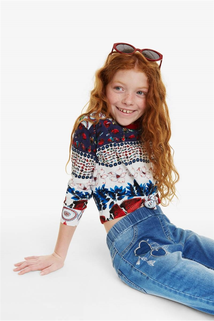 Obrázek 6. jeansy Desigual Fernandez jeans. Obrázek 2. Obrázek 3 dd1b5a17a2