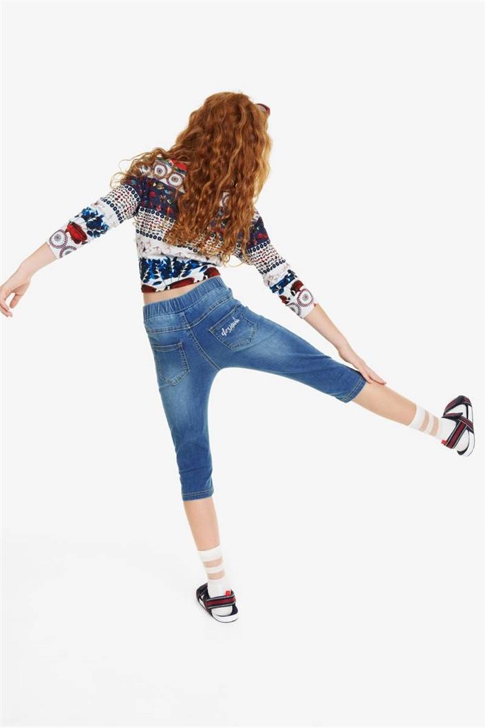 Obrázek 5. Obrázek 6. jeansy Desigual Fernandez jeans. Next fdbbb98611