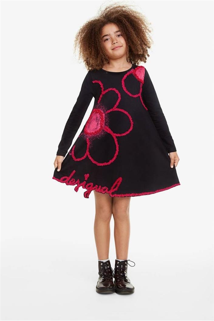 šaty Desigual Papaya negro