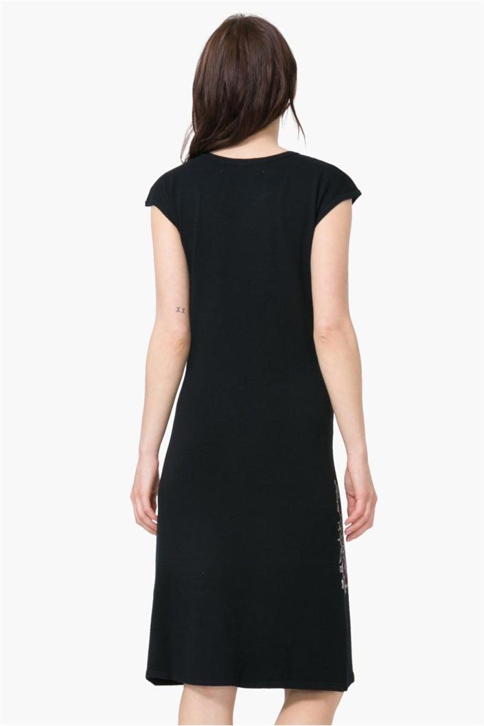 69ad20272e šaty Desigual Sara negro · Obrázek 2