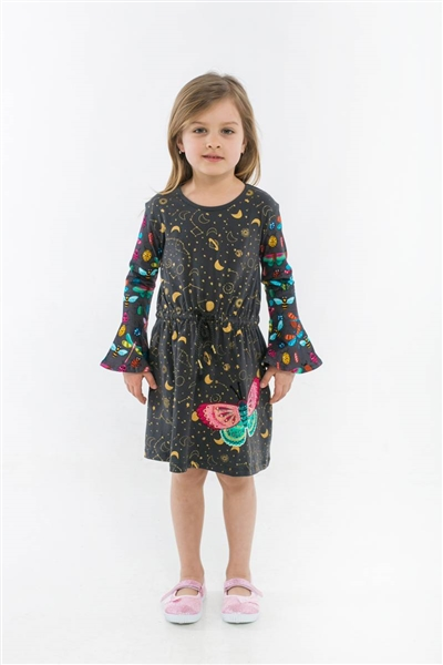 šaty Desigual Kids Template rabbit