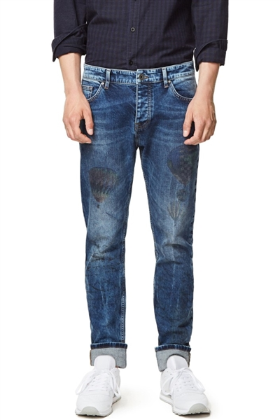 jeany Desigual Luis denim medium wash