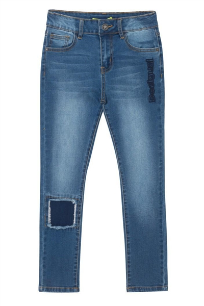 jeansy Desigual Denim Dyla denim medium wash