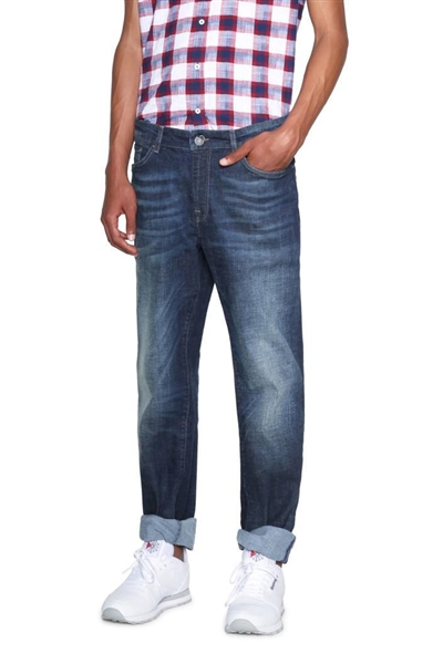 jeany Desigual Denim Robert denim dark blue