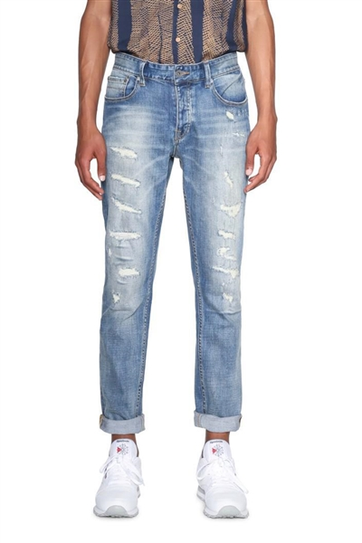jeany Desigual Denim Peter denim medium wash