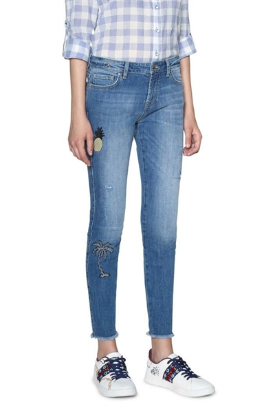 jeany Desigual Denim Loane denim medium light