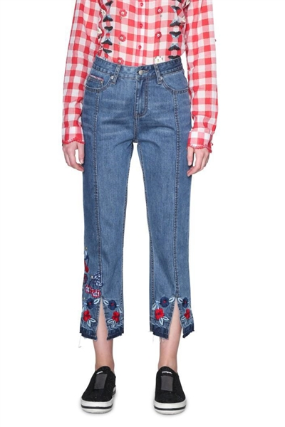 jeany Desigual Lolita denim light wash