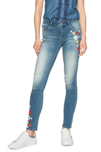 jeany Desigual Denim Loria denim medium light