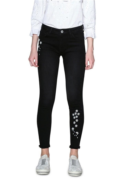 jeany Desigual Louane denim black wash