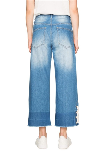 jeansy Desigual Louisa denim light wash