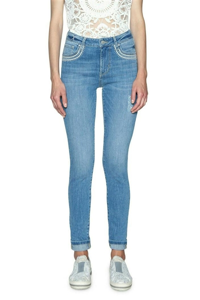 jeany Desigual Denim Louis denim medium light