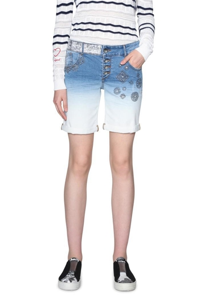 jeany Desigual Madiss denim medium wash