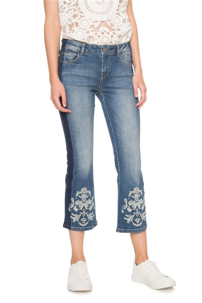 jeany Desigual Denim Maggy denim medium wash