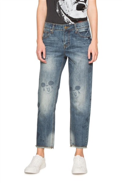 jeany Desigual Denim Margot denim dark blue