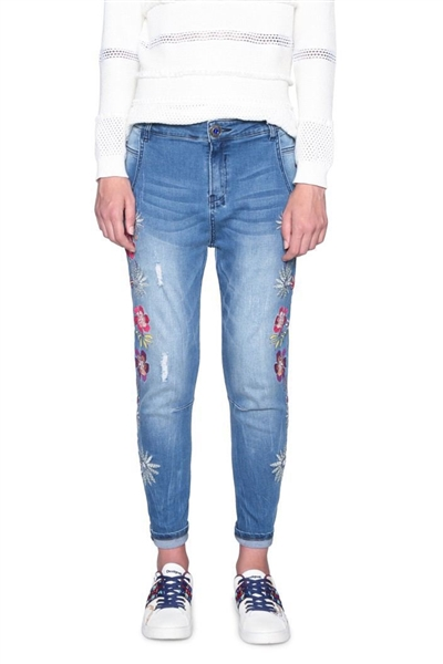 jeany Desigual Denim Brazza denim medium wash