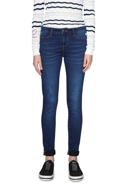jeany Desigual Denim Irati denim medium dark