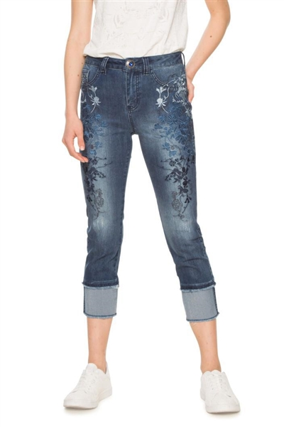 jeany Desigual Karen denim dark blue