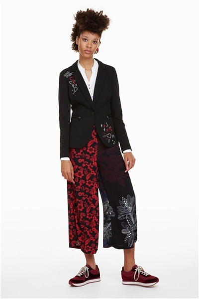 blejzr Desigual Ame Mauricette negro