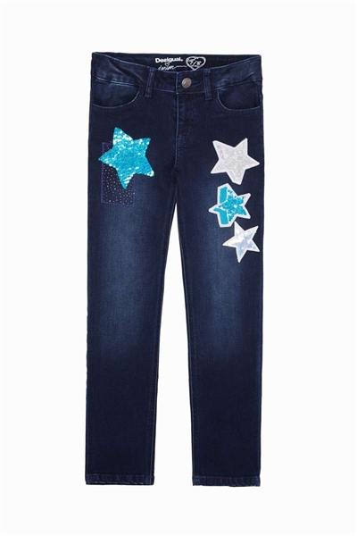 jeansy Desigual Casa denim medium wash