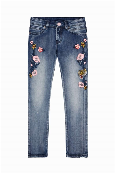 jeansy Desigual Perez denim medium wash
