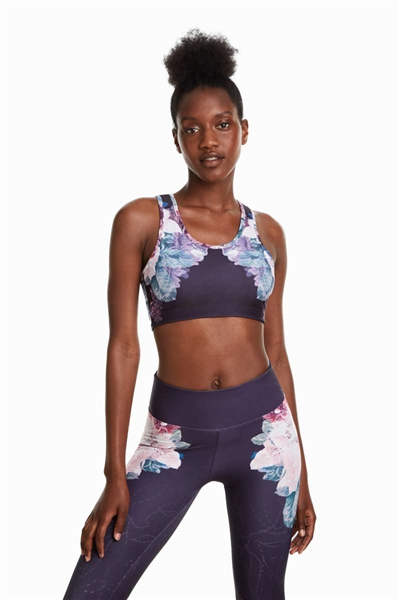 podprsenka Desigual Art&Thread shadow purple