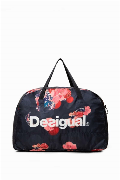 taška Desigual Scarlet Bloom peacoat