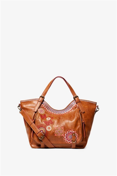 kabelka Desigual Chandy Rotterdam marron
