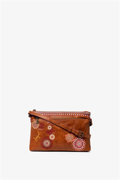 kabelka Desigual Chandy Durban marron