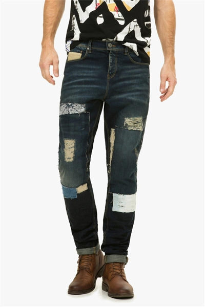denim Desigual Re-Denim denim dark blue
