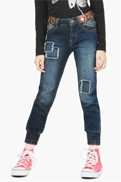 denim Desigual Gome denim light was