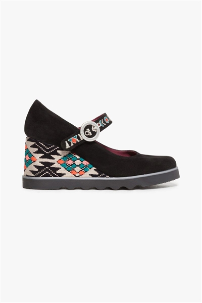 obuv Desigual Indian Jazz negro