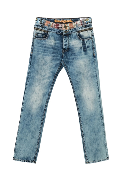 jeany Desigual Denim Pedro denim medium wa