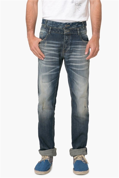 jeany Desigual Denim Elegro denim medium wash